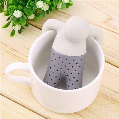 Colador de té siesta (silicona)
