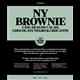 NY BROWNIE de 250 gr.